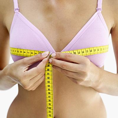 small-breast-measurement