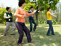 thai chi doctor away 200x150 Fibromyalgia? Try Tai Chi