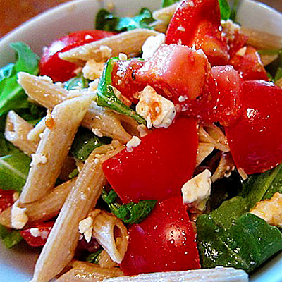 tina-pasta-tomatoes-arugula
