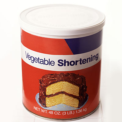 What vegetable shortening