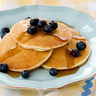 wheat-blueberry-pancake
