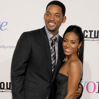 Will Smith couple
