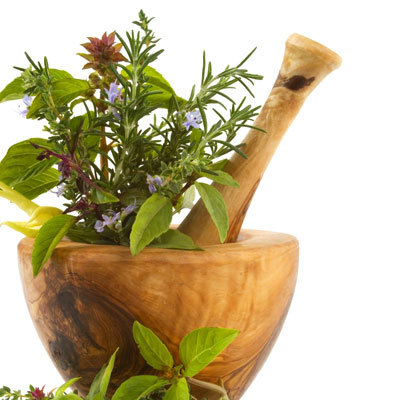 flowers-mortar-pestle
