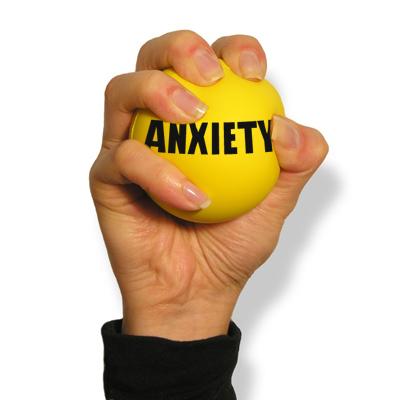 anxiety-ball