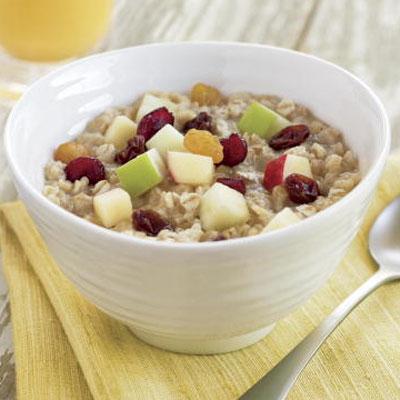 No. 6 Fruit & Maple Oatmeal (McDonalds) - Americas Healthiest Fast ...