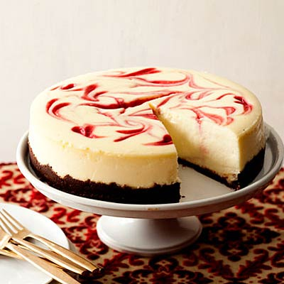 raspberry-swirl-cheesecake