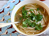 asian chicken noodle soup 200x150 Healthy Cooking on the Cheap: Cozy Comfort Food