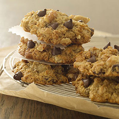 Banana Oatmeal Chocolate Chip Cookies - 24 Tasty, Low-Sodium Recipes ...