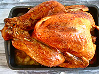 brown sugar cayenne turkey a 200x150 Healthy Cooking on the Cheap: Your Perfect Thanksgiving Menu