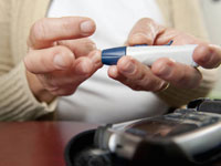 diabetes alzheimer 200x150 Study: Diabetes Doubles Alzheimer's Risk