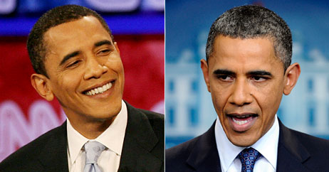 obama grey hair 462x242 Presidents Only Look Like They Age Faster