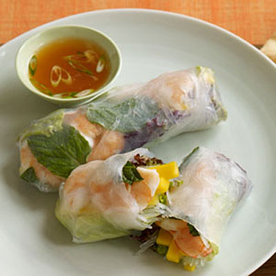 Shrimp and Mango Summer Rolls - 24 Tasty, Low-Sodium Recipes for Every ...