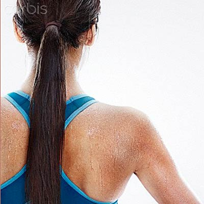 corbis back blue 400x400 Hot Workouts: Healthy or Harmful?