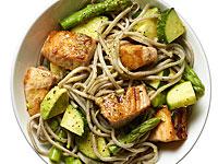 salmon-noodle