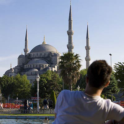 turkey-blue-mosque