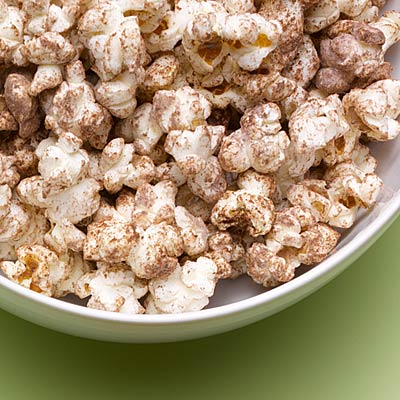 Cocoa-Cayenne Popcorn - Healthy Snacks for Every Craving - Health.com