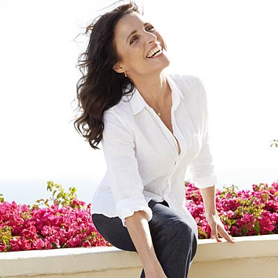 Julia Louis Dreyfus Fresh Take On Healthy Living Beauty