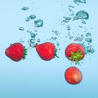 strawberries-hydrating-food