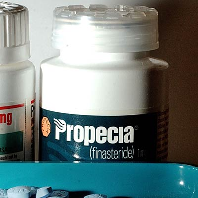 Lower doses of propecia