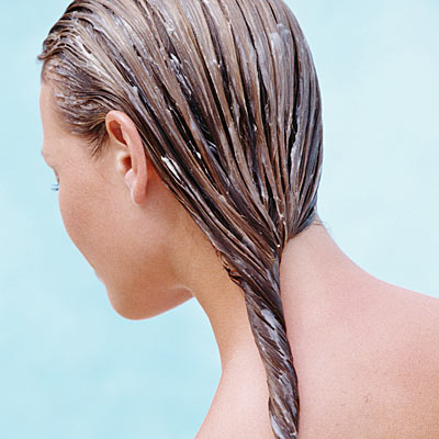 how to get your hair shiny and frizz free