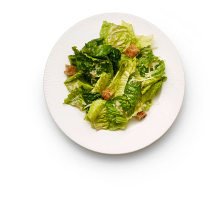 No-Guilt Caesar Salad Recipe