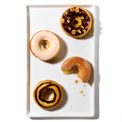 Baked Buttermilk Doughnuts Recipe