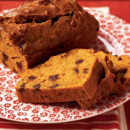 Chocolate Chip Pumpkin Bread Recipe With Canned Pumpkin