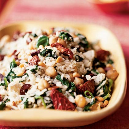 Greek-Style Picnic Salad Recipe