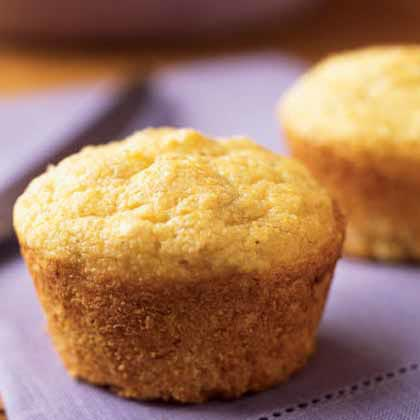 Banana Corn Muffins Recipe - Health.com