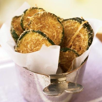 Zucchini Oven Chips Recipe