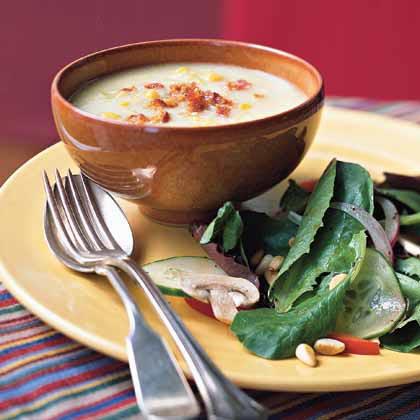 Potato-Leek Chowder Recipe