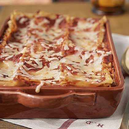 Rachel's Special Occasion Lasagna Recipe