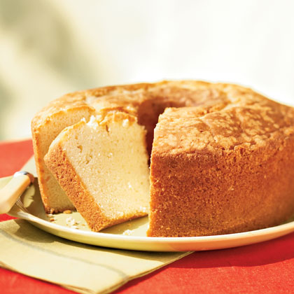 Sour Cream Pound Cake Recipe Health Com