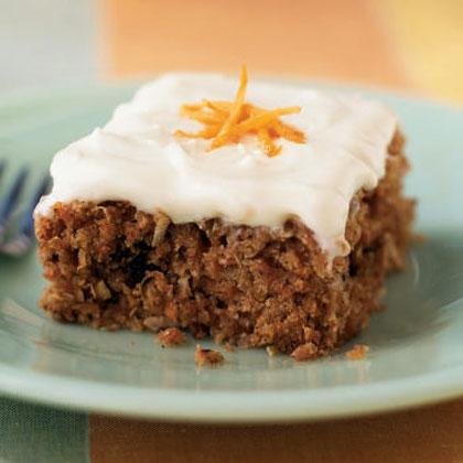 Carrot Cake For Crohn S