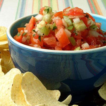 Bean and Corn Salsa Recipe