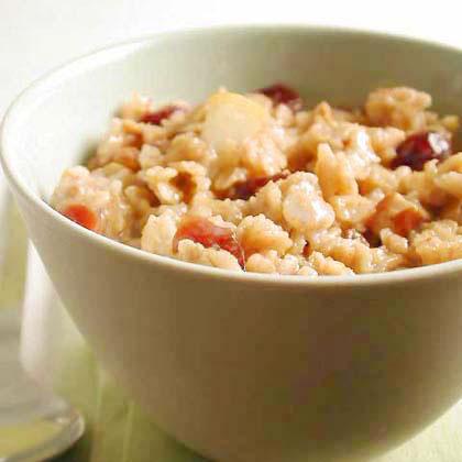 De-lish Oatmeal Recipe