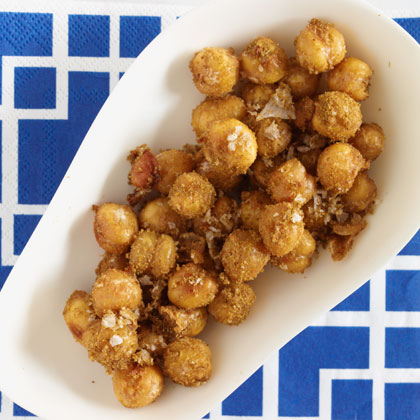 Cumin-Spiced Chickpeas Recipe