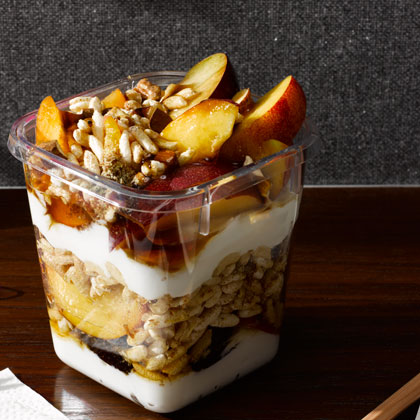 Greek Yogurt Fruit Parfait Recipe - Health.com