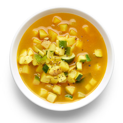 Hearty Zucchini Soup Recipe - Health.com