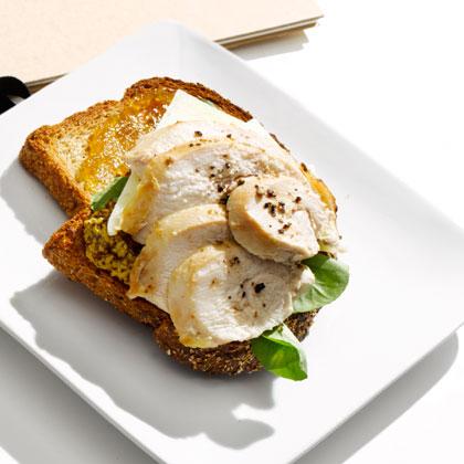 Kicked-Up-Turkey-Sandwich Recipe
