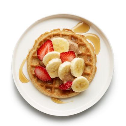 Power Waffle Recipe - Health.com
