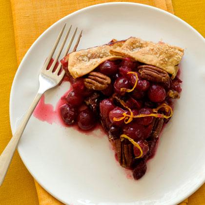 Rustic Cranberry Tart Recipe