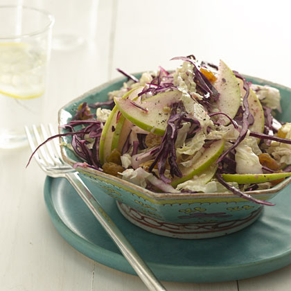 cabbage-apple-ginger Recipe