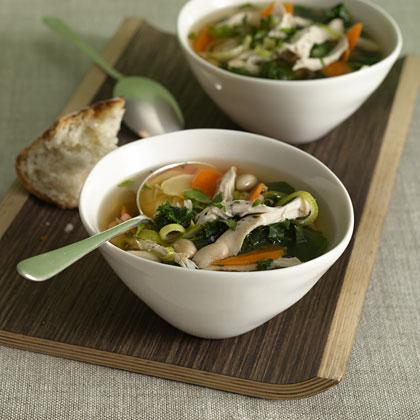 chicken-bean-soup Recipe