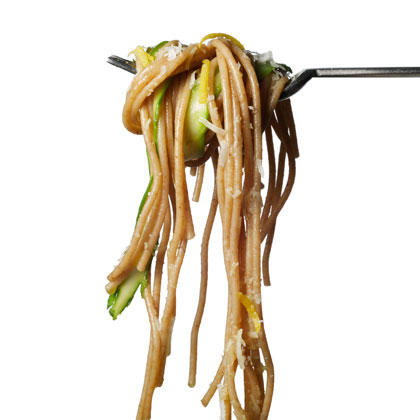 Spaghetti-Asparagus-Lemon Recipe