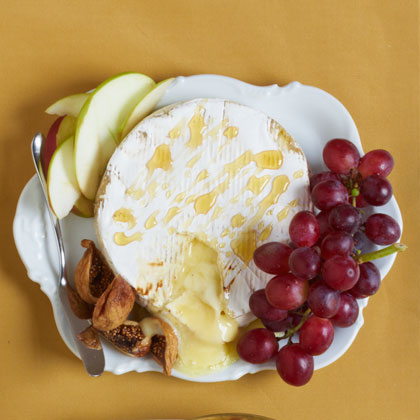 Baked Brie with Honey Recipe