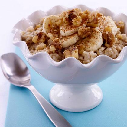 banana-nut-oatmeal Recipe