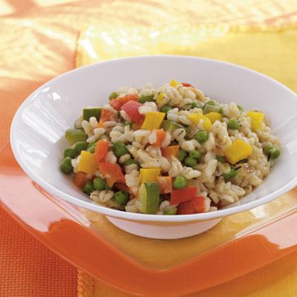 barley-risotto-primavera Recipe