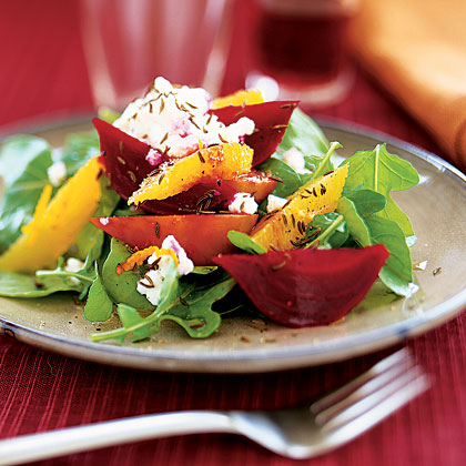 beet-orange-salad Recipe