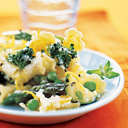 campanelle-veggies Recipe